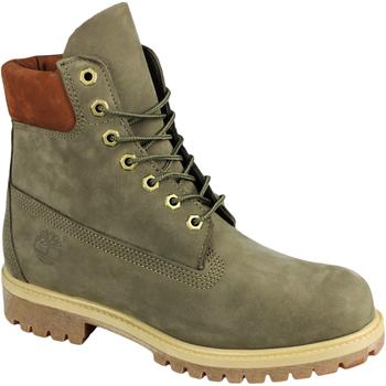Schoenen Heren Laarzen Timberland 6 Inch Grijs
