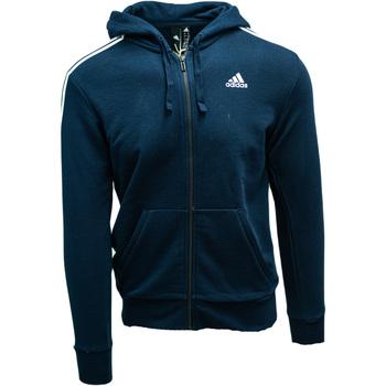 Textiel Heren Sweaters / Sweatshirts adidas Originals Performance Essentials 3 Stripes Blauw