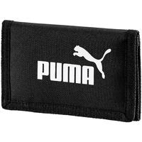 Tassen Portefeuilles Puma Phase Wallet Zwart