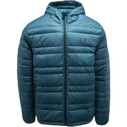Textiel Heren Jacks / Blazers Under Armour Down Hooded Blauw