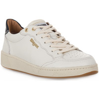 Schoenen Dames Lage sneakers Blauer WHI OLYMPIA Bianco