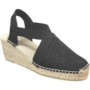 Schoenen Dames Espadrilles Toni Pons Triton Glanzend zwart