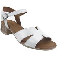 Schoenen Dames Sandalen / Open schoenen K.mary Jade Grijs metaal leer