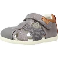 Schoenen Jongens Sandalen / Open schoenen Garvalin 212602 Grijs