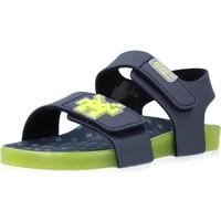 Schoenen Jongens Sandalen / Open schoenen Garvalin 212665 Blauw