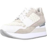Schoenen Dames Sneakers Apepazza S1HIGHNEW06BASK Wit