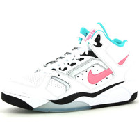 Schoenen Heren Hoge sneakers Nike Air Flight Light Low Wit