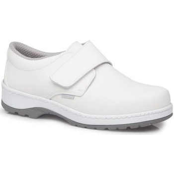 Schoenen Derby Calzamedi SANITAIR ARBEID 21011 BLANCO