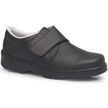 Schoenen Derby Calzamedi SANITAIR ARBEID 21011 ZWART