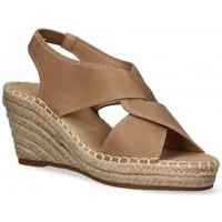 Schoenen Dames Sandalen / Open schoenen Etika 52479 Bruin