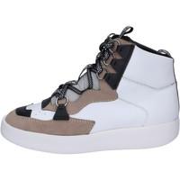 Schoenen Dames Hoge sneakers My Grey Mer Sneakers BJ745 ,