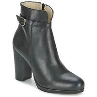 Schoenen Dames Enkellaarzen Betty London GRAZI Zwart