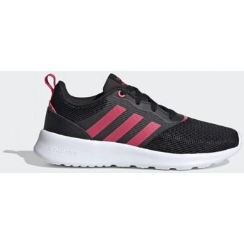 Schoenen Kinderen Fitness adidas Originals QT RACER 2.0 FW3963 Zwart