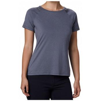 Textiel Dames T-shirts korte mouwen Columbia  Multicolour