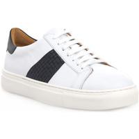 Schoenen Heren Lage sneakers Soldini COLORADO BIANCO BLU Bianco