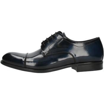 Schoenen Heren Derby Exton 1395 Blue