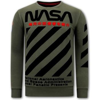 Textiel Heren Sweaters / Sweatshirts Local Fanatic Nasa Green