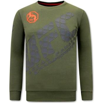 Textiel Heren Sweaters / Sweatshirts Local Fanatic UFC Groen