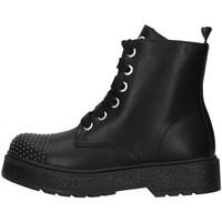 Schoenen Meisjes Lage sneakers Café Noir C-800 BLACK
