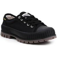Schoenen Dames Lage sneakers Palladium Manufacture Plshock Og Black 76680-008-M black