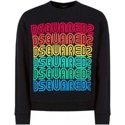 Textiel Heren Sweaters / Sweatshirts Dsquared S71GU0359 Zwart