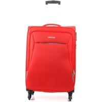 Tassen Soepele Koffers American Tourister 39G000908 RED
