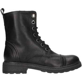 Schoenen Dames Hoge laarzen Unica 10190 BLACK