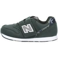 Schoenen Jongens Lage sneakers New Balance FS996C2I GREEN