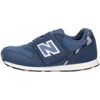 Schoenen Jongens Lage sneakers New Balance FS996C1I BLUE