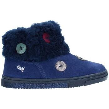 Schoenen Meisjes Enkellaarzen Primigi 2406311 LIGHT BLUE