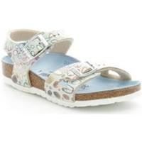 Schoenen Meisjes Sandalen / Open schoenen Birkenstock 731893 BLUE