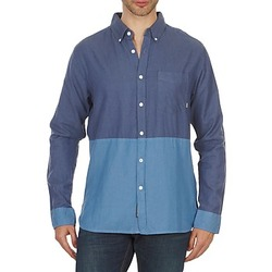 Textiel Heren Overhemden lange mouwen Element BRENTWOOD Blauw