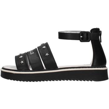 Schoenen Dames Sandalen / Open schoenen GaËlle Paris G-961 BLACK