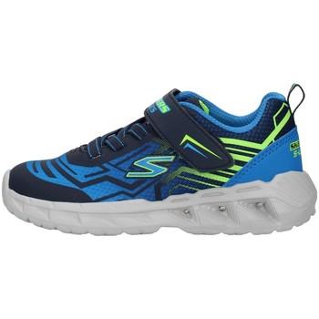 Schoenen Jongens Lage sneakers Skechers 401500N NAVY BLUE