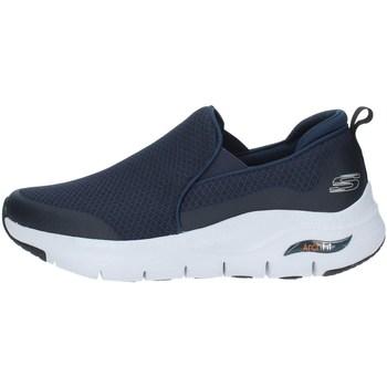 Schoenen Heren Lage sneakers Skechers 232043 NAVY BLUE