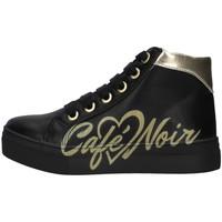 Schoenen Kinderen Lage sneakers Café Noir C-841 BLACK