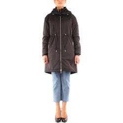 Textiel Dames Parka jassen Calvin Klein Jeans K20K202049 BLACK