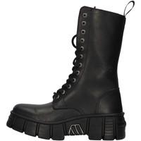 Schoenen Laarzen New Rock WALL027NBASA BLACK