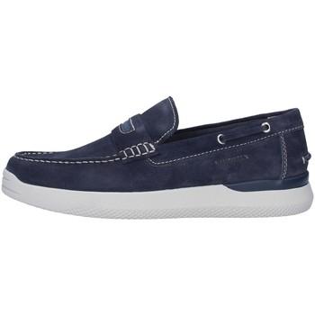 Schoenen Heren Mocassins Stonefly 211070 BLUE