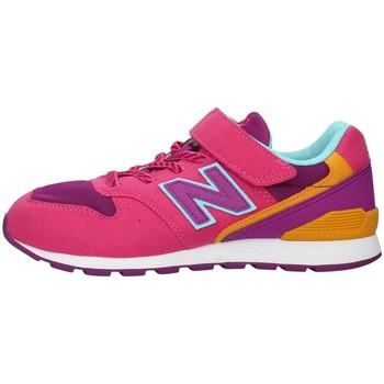 Schoenen Meisjes Lage sneakers New Balance YV996TMG FUCHSIA