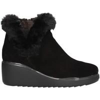 Schoenen Dames Snowboots Stonefly 211933 BLACK