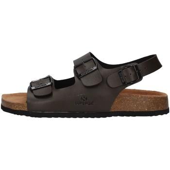Schoenen Heren Sandalen / Open schoenen Superga S11G046 BROWN