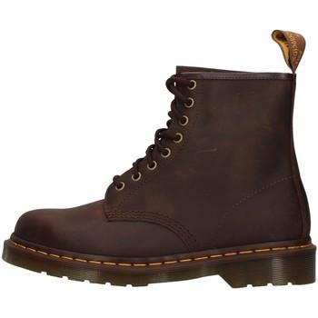 Schoenen Laarzen Dr Martens 1460 BROWN