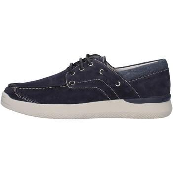 Schoenen Dames Derby Stonefly 211081 BLUE