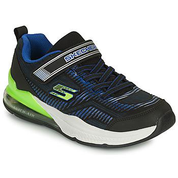 Schoenen Kinderen Lage sneakers Skechers SKECH-AIR BLAST-TALLIXEEL A Blauw