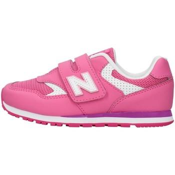 Schoenen Meisjes Lage sneakers New Balance YV393BPK PINK