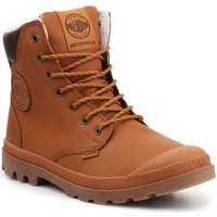 Schoenen Hoge sneakers Palladium Manufacture Sport WPS 72992-251-M brown