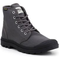 Schoenen Hoge sneakers Palladium Pampa HI Originale 75349-045-M Navy blue