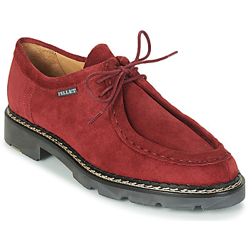 Schoenen Heren Derby Pellet Macho Rood