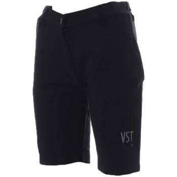 Textiel Dames Korte broeken / Bermuda's Les voiles de St Tropez  Zwart